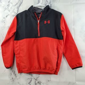 Under Armour Youth Color Block Windbreaker Jacket